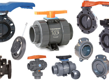Thermoplastic Material Valves Hayward Flow Control